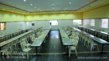 AM Mahal - Dining Hall - in Erode, Tamilnadu