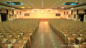 AM Mahal - Marriage Hall - in Erode, Tamilnadu