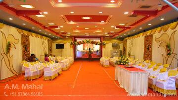 AM Mahal - Reception - in Erode, Tamilnadu