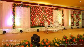 AM Mahal - Stage - in Erode, Tamilnadu